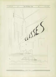 Page 15, 1934 Edition, Rome Free Academy - De O Wain Sta Yearbook (Rome, NY) online yearbook collection