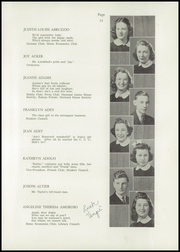 Page 17, 1941 Edition, Rome Free Academy - De O Wain Sta Yearbook (Rome, NY) online yearbook collection