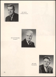Page 10, 1948 Edition, Rome Free Academy - De O Wain Sta Yearbook (Rome, NY) online yearbook collection