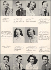 Page 15, 1948 Edition, Rome Free Academy - De O Wain Sta Yearbook (Rome, NY) online yearbook collection