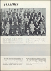 Page 11, 1952 Edition, Rome Free Academy - De O Wain Sta Yearbook (Rome, NY) online yearbook collection