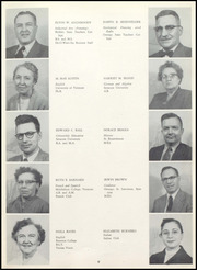 Page 13, 1956 Edition, Rome Free Academy - De O Wain Sta Yearbook (Rome, NY) online yearbook collection