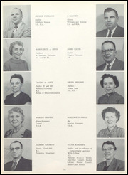 Page 15, 1956 Edition, Rome Free Academy - De O Wain Sta Yearbook (Rome, NY) online yearbook collection