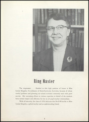 Page 9, 1956 Edition, Rome Free Academy - De O Wain Sta Yearbook (Rome, NY) online yearbook collection