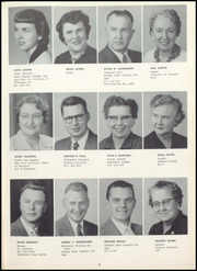 Page 13, 1958 Edition, Rome Free Academy - De O Wain Sta Yearbook (Rome, NY) online yearbook collection