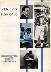 Page 5, 1970 Edition, Connetquot High School - Veritas Yearbook (Bohemia, NY) online yearbook collection