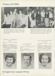 Page 14, 1956 Edition, Oakfield Alabama High School - Oracle Yearbook (Oakfield, NY) online yearbook collection