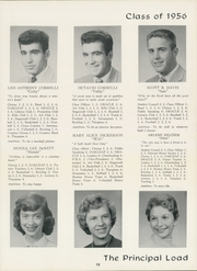 Page 15, 1956 Edition, Oakfield Alabama High School - Oracle Yearbook (Oakfield, NY) online yearbook collection