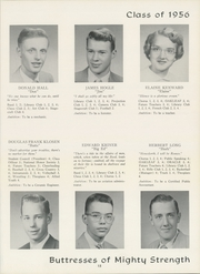 Page 17, 1956 Edition, Oakfield Alabama High School - Oracle Yearbook (Oakfield, NY) online yearbook collection