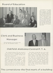 Page 8, 1956 Edition, Oakfield Alabama High School - Oracle Yearbook (Oakfield, NY) online yearbook collection