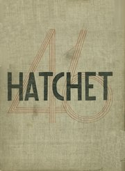 Page 1, 1946 Edition, George Washington High School - Hatchet Yearbook (New York, NY) online yearbook collection