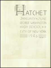Page 7, 1946 Edition, George Washington High School - Hatchet Yearbook (New York, NY) online yearbook collection