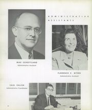 Page 14, 1960 Edition, George Washington High School - Hatchet Yearbook (New York, NY) online yearbook collection