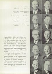 Page 15, 1936 Edition, Sewanhaka High School - Totem Yearbook (Floral Park, NY) online yearbook collection