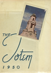1950 Edition, Sewanhaka High School - Totem Yearbook (Floral Park, NY)