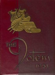 1951 Edition, Sewanhaka High School - Totem Yearbook (Floral Park, NY)