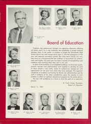 Page 10, 1957 Edition, Sewanhaka High School - Totem Yearbook (Floral Park, NY) online yearbook collection