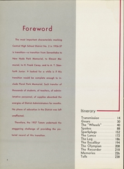 Page 8, 1957 Edition, Sewanhaka High School - Totem Yearbook (Floral Park, NY) online yearbook collection