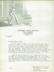 Page 10, 1959 Edition, Syosset High School - Initium Yearbook (Syosset, NY) online yearbook collection