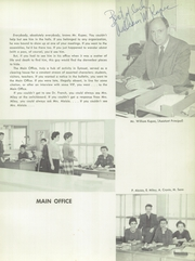 Page 11, 1959 Edition, Syosset High School - Initium Yearbook (Syosset, NY) online yearbook collection