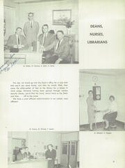 Page 13, 1959 Edition, Syosset High School - Initium Yearbook (Syosset, NY) online yearbook collection