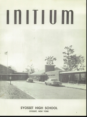 Page 5, 1959 Edition, Syosset High School - Initium Yearbook (Syosset, NY) online yearbook collection