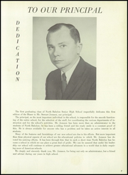 Page 11, 1960 Edition, North Babylon High School - Blazer Yearbook (North Babylon, NY) online yearbook collection
