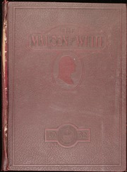 1932 Edition, Mount Vernon High School - Maroon and White Yearbook (Mount Vernon, NY)