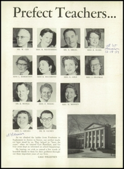 Page 10, 1957 Edition, Fort Hamilton High School - Tower Yearbook (Brooklyn, NY) online yearbook collection