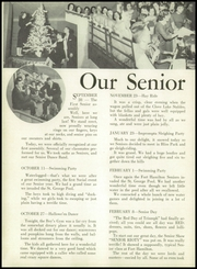 Page 12, 1957 Edition, Fort Hamilton High School - Tower Yearbook (Brooklyn, NY) online yearbook collection