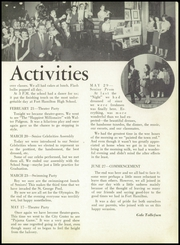 Page 13, 1957 Edition, Fort Hamilton High School - Tower Yearbook (Brooklyn, NY) online yearbook collection