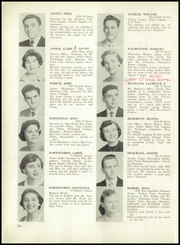 Page 16, 1957 Edition, Fort Hamilton High School - Tower Yearbook (Brooklyn, NY) online yearbook collection