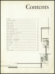 Page 3, 1957 Edition, Fort Hamilton High School - Tower Yearbook (Brooklyn, NY) online yearbook collection