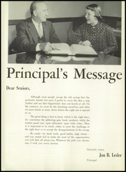 Page 4, 1957 Edition, Fort Hamilton High School - Tower Yearbook (Brooklyn, NY) online yearbook collection