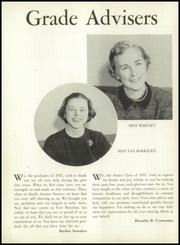 Page 8, 1957 Edition, Fort Hamilton High School - Tower Yearbook (Brooklyn, NY) online yearbook collection
