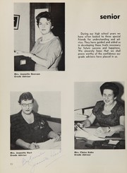 Page 14, 1960 Edition, Fort Hamilton High School - Tower Yearbook (Brooklyn, NY) online yearbook collection