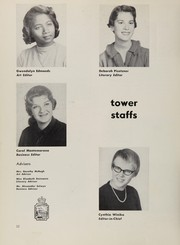 Page 16, 1960 Edition, Fort Hamilton High School - Tower Yearbook (Brooklyn, NY) online yearbook collection