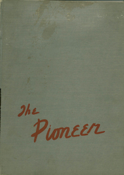 Andrew Jackson High School - Pioneer Yearbook (Cambria Heights, NY) online yearbook collection, 1944 Edition, Page 1