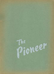 Andrew Jackson High School - Pioneer Yearbook (Cambria Heights, NY) online yearbook collection, 1947 Edition, Page 1