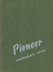 Andrew Jackson High School - Pioneer Yearbook (Cambria Heights, NY) online yearbook collection, 1948 Edition, Page 1