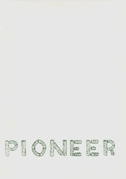 Andrew Jackson High School - Pioneer Yearbook (Cambria Heights, NY) online yearbook collection, 1950 Edition, Page 1