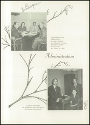 Page 11, 1950 Edition, Andrew Jackson High School - Pioneer Yearbook (Cambria Heights, NY) online yearbook collection