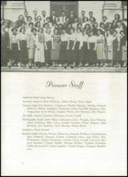 Page 12, 1950 Edition, Andrew Jackson High School - Pioneer Yearbook (Cambria Heights, NY) online yearbook collection