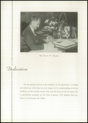 Page 8, 1950 Edition, Andrew Jackson High School - Pioneer Yearbook (Cambria Heights, NY) online yearbook collection