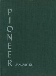 Andrew Jackson High School - Pioneer Yearbook (Cambria Heights, NY) online yearbook collection, 1951 Edition, Page 1