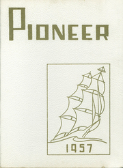 Andrew Jackson High School - Pioneer Yearbook (Cambria Heights, NY) online yearbook collection, 1957 Edition, Page 1