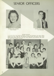Page 16, 1957 Edition, Andrew Jackson High School - Pioneer Yearbook (Cambria Heights, NY) online yearbook collection