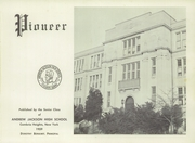 Page 5, 1959 Edition, Andrew Jackson High School - Pioneer Yearbook (Cambria Heights, NY) online yearbook collection