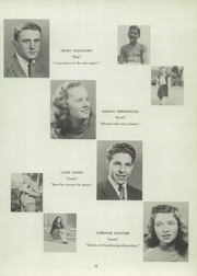 Page 19, 1947 Edition, Northport High School - Tiger Tales Yearbook (Northport, NY) online yearbook collection