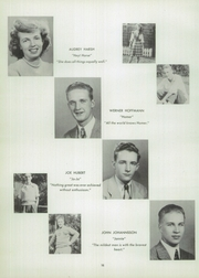 Page 20, 1947 Edition, Northport High School - Tiger Tales Yearbook (Northport, NY) online yearbook collection
